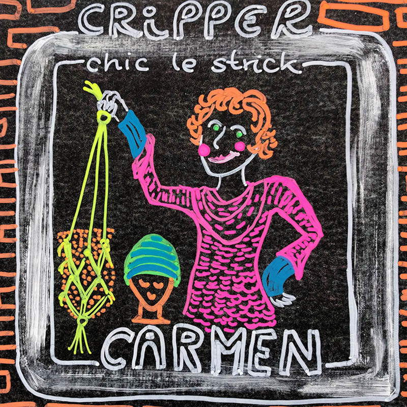 Carmen Ripper Cripper Litil