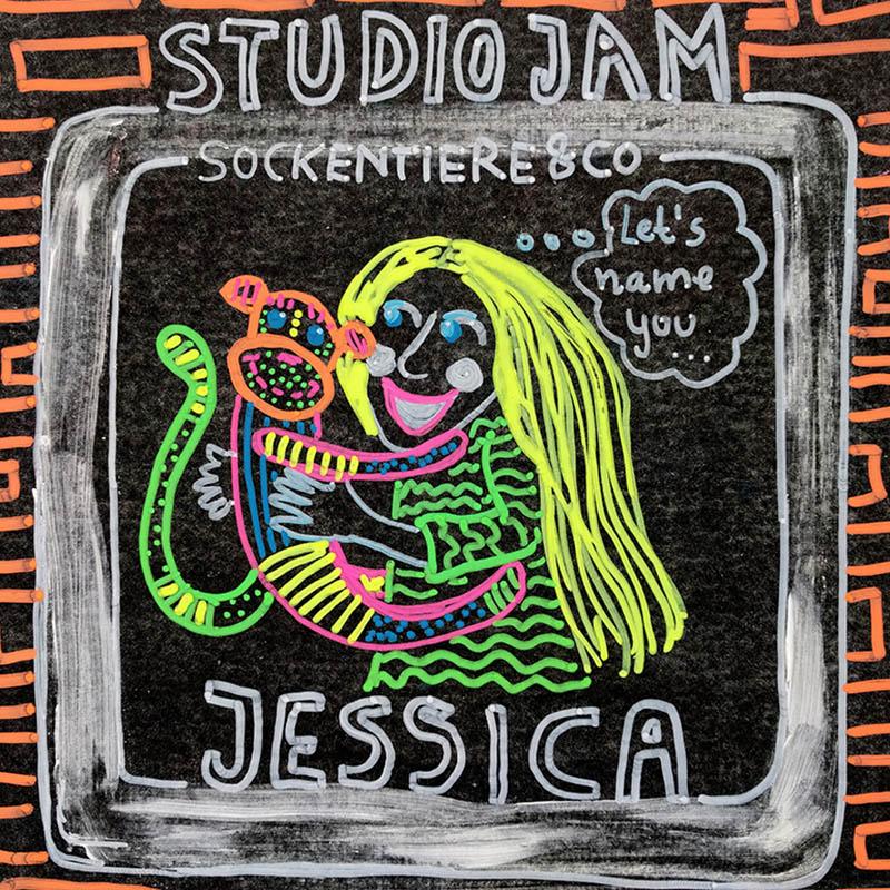 Jessica Mancuso Studio Jam Litil