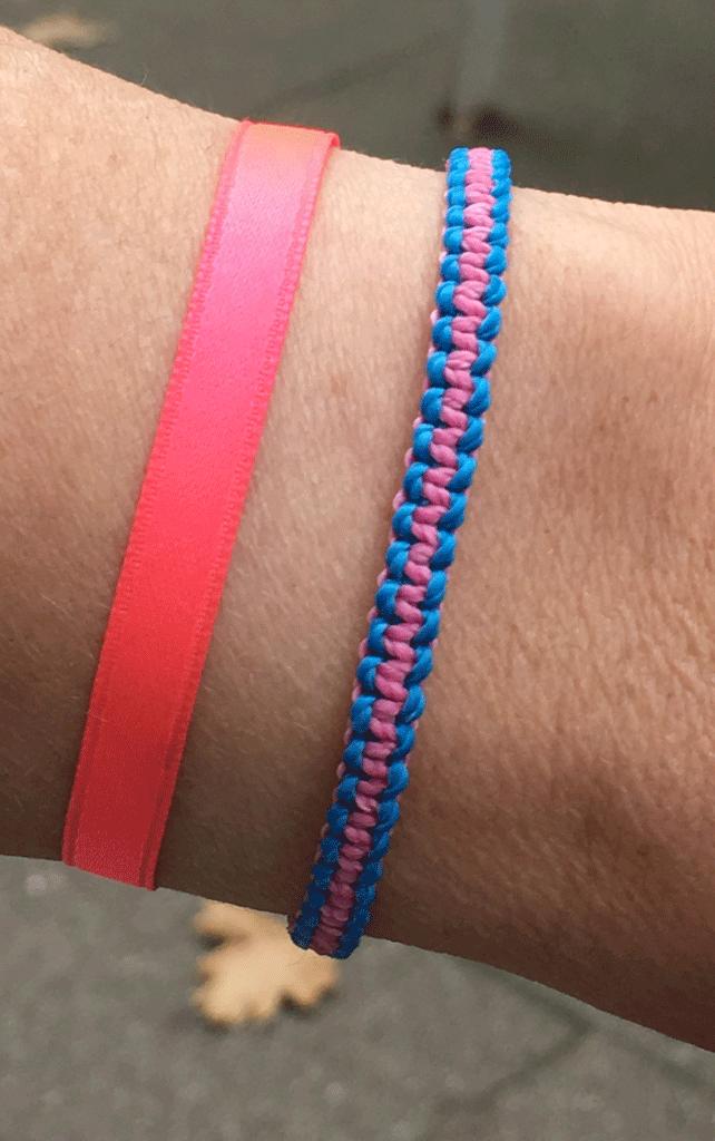 litil CRIPPER Makramee Armband